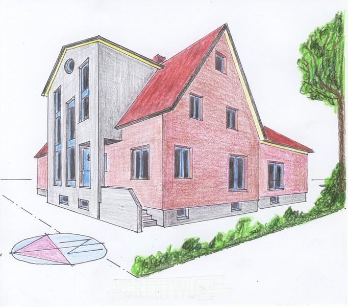 um und anbauten architekt erich kalscheuer. Black Bedroom Furniture Sets. Home Design Ideas